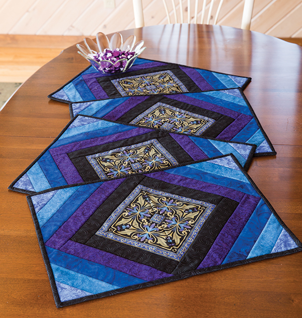 Medallion Place Mat Pattern