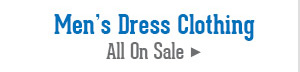 All Mens Dress Clothing in Sale