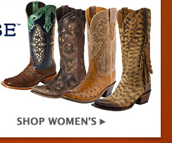 All Womens Lucchese Boots on Sale