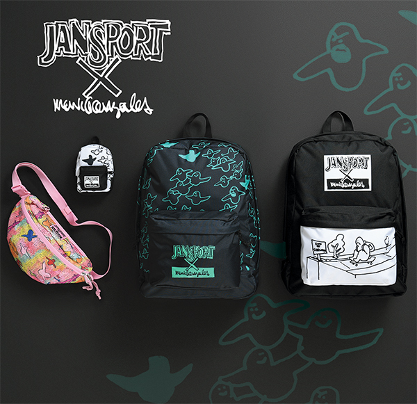 BACKPACKS - New Styles Are Here feat. Jansport x Gonz - SHOP NOW