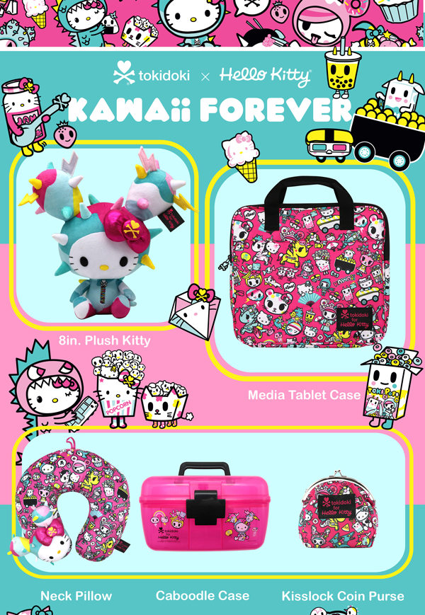 c96558b18eb tokidoki x Hello Kitty Kawaii Collection is now available at tokidoki.it!
