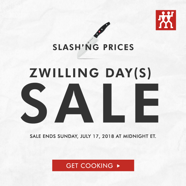ZWILLING Day Sale