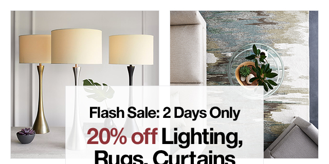 Flash Sale: 2 Days Only