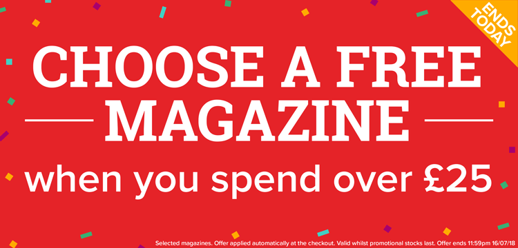 Choose A Free Magazine Today!