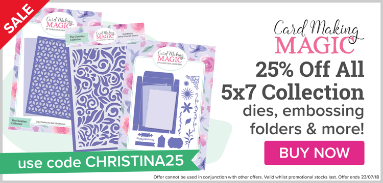 25% Off All 5x7 Collection!