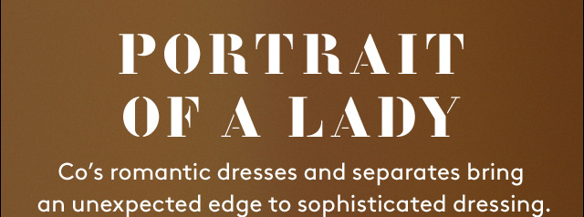 Shop elegant dresses and sophisticated separates
