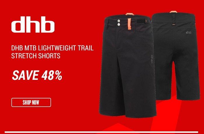 dhb MTB Lightweight Trail Stretch Shorts