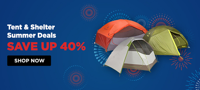 Tent and Shelter Summer Deals