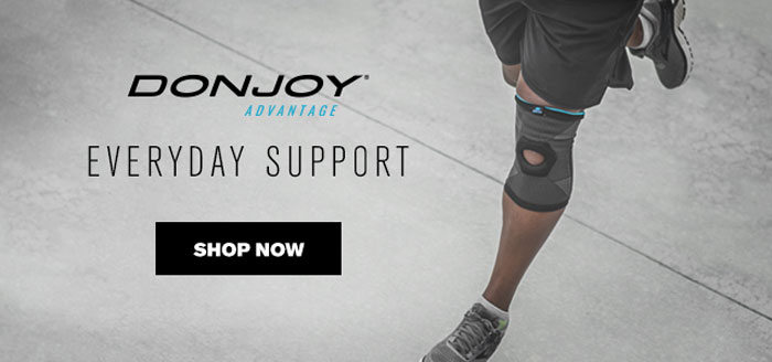 DonJoy Advantage - Everyday Support