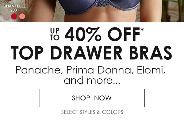 Shop Top Drawer Brands