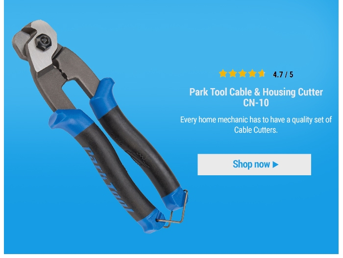 Park Tool Cable & Housing Cutter CN-10