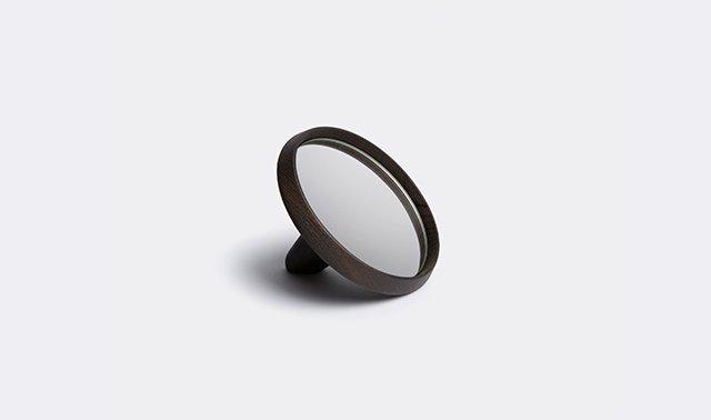 Satellite' hand mirror Designed by Christoffer Skjtt for Mbel & rum