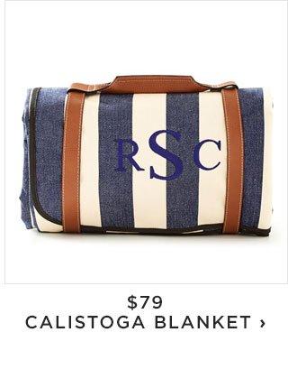 $79 - CALISTOGA BLANKET