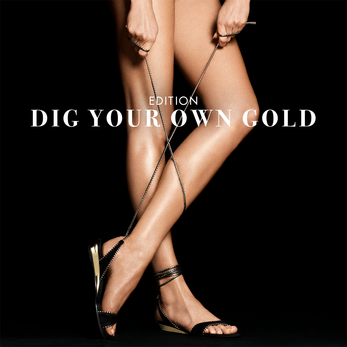 Edition: Dig Your Own Gold