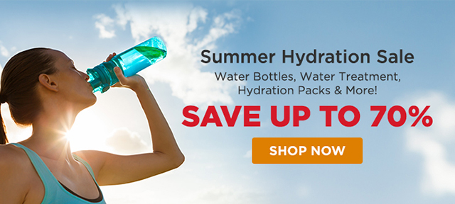Summer Hydration Sale - Save up to 70%