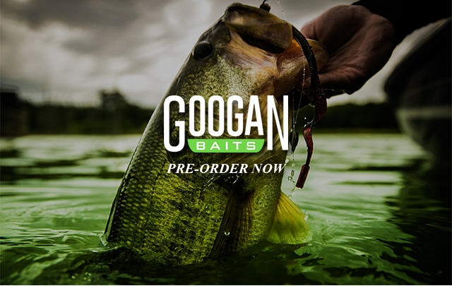 83b693fb37f Tackle Direct: Googan Baits + New Freshwater Gear from ICAST 2018 ...