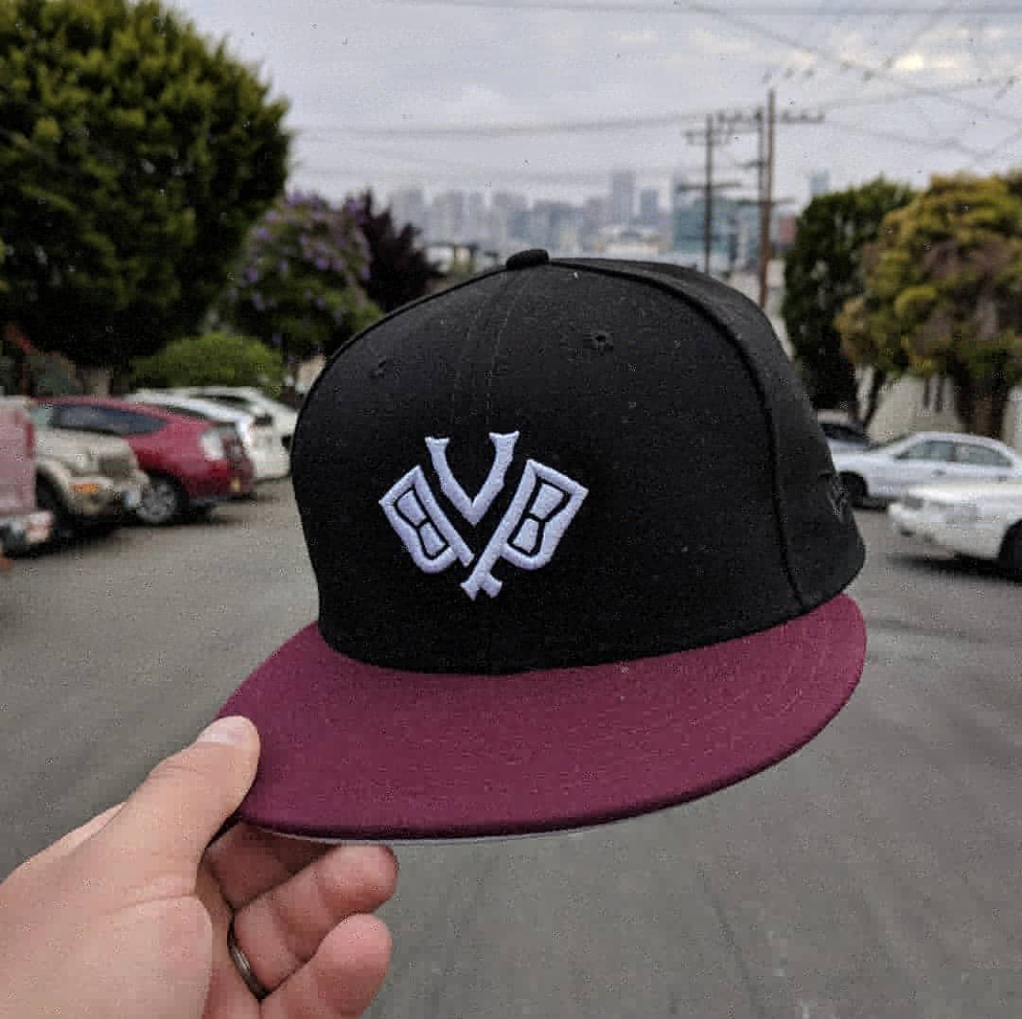 hot sale online 72ba9 ed284 The Thrill SF Bayview Butchers cap and 4 MLB patch caps drops today. The  patch caps feature the San ...