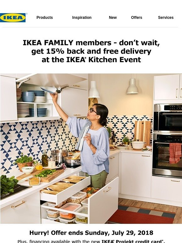 Ikea Its Your Last Chance Dont Miss Huge Savings At