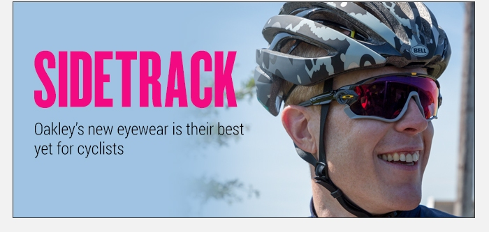 Oakleys new eyewear is their best yet for cyclists