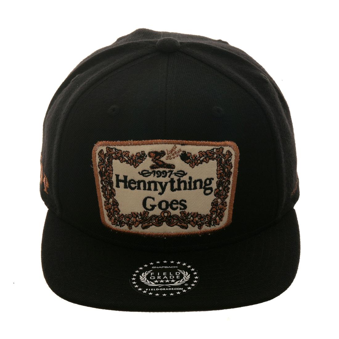 Field Grade Hennything Goes Snapback Hat 916ef06b02b