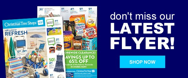 dont miss our latest flyer shop now