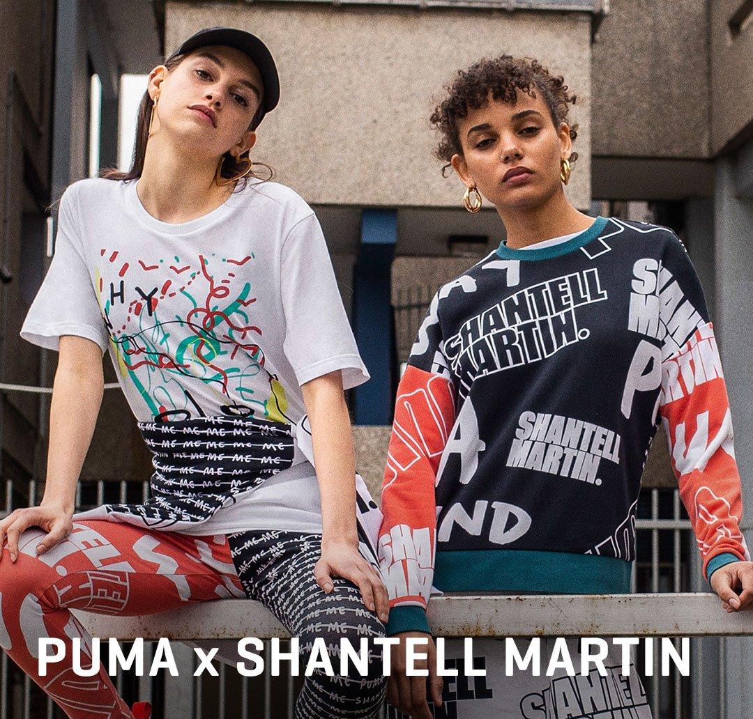 PUMA x SHANTELL MARTIN
