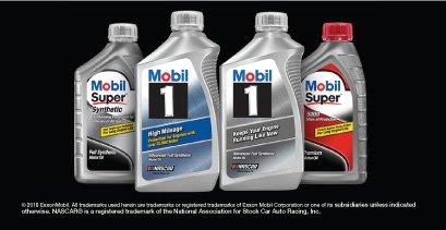 Exxon mobile banner