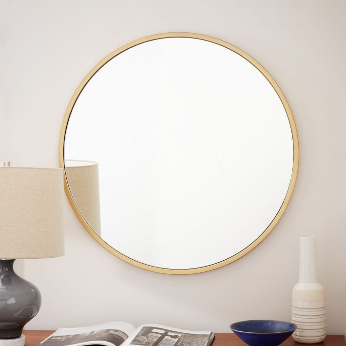 West Elm: BIG news for you: All Mirrors are back in stock! | Milled