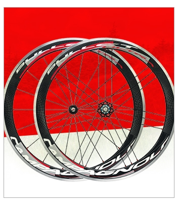 Campagnolo Bullet Ultra Road Wheelset - Cult