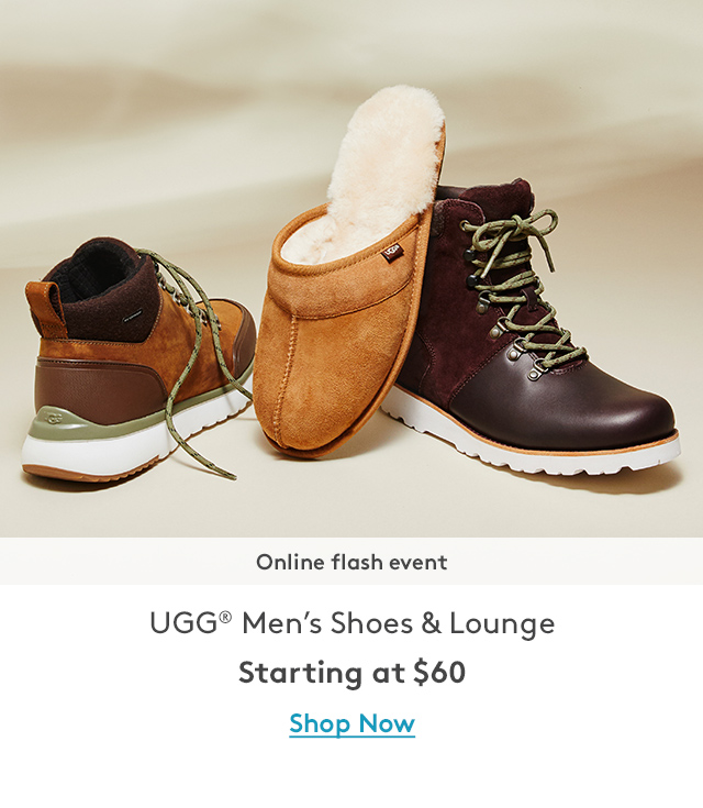 Nordstrom Rack's UGG Flash Event is live with deals from $45