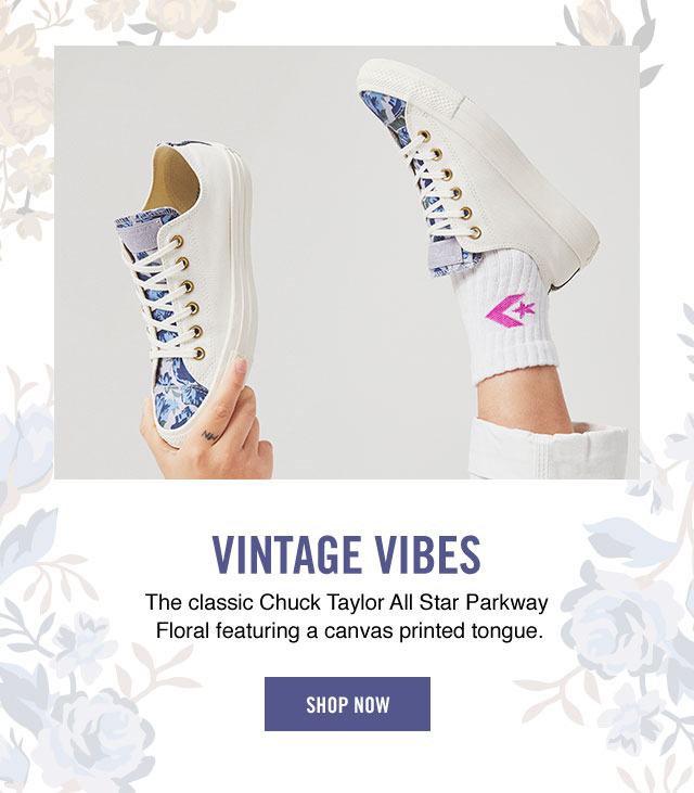 c8e2c2f27a0e Shop Now  Converse Chuck Taylor All Star Parkway Floral Low Top