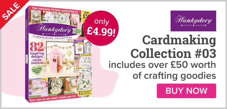 Hunkydory Cardmaking Collection Kit Now Only 4.99!