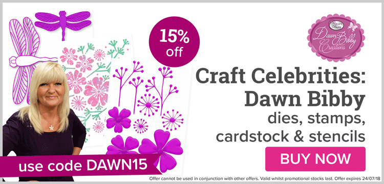15% Off Dawn Bibby!