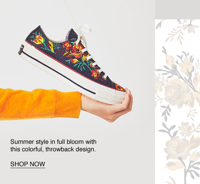 Nike: Summer Style in Full Bloom | Milled
