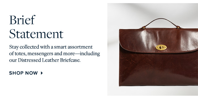 BRIEF STATEMENT | SHOP NOW