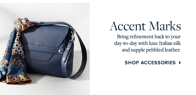 ACCENT MARK | SHOP ACCESSORIES