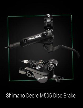 Shimano Deore M506 Disc Brake