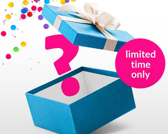 Fingerhut Fingerhut Surprise Free Gift With Any Purchase