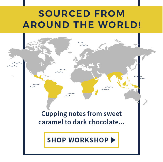 Shop all our Workshop Single Origin coffees
