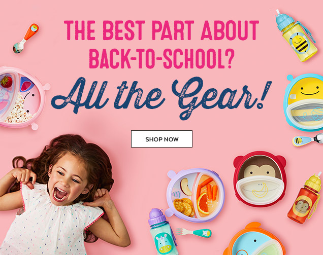 The best part about back-to-school? All the gear! Shop Now