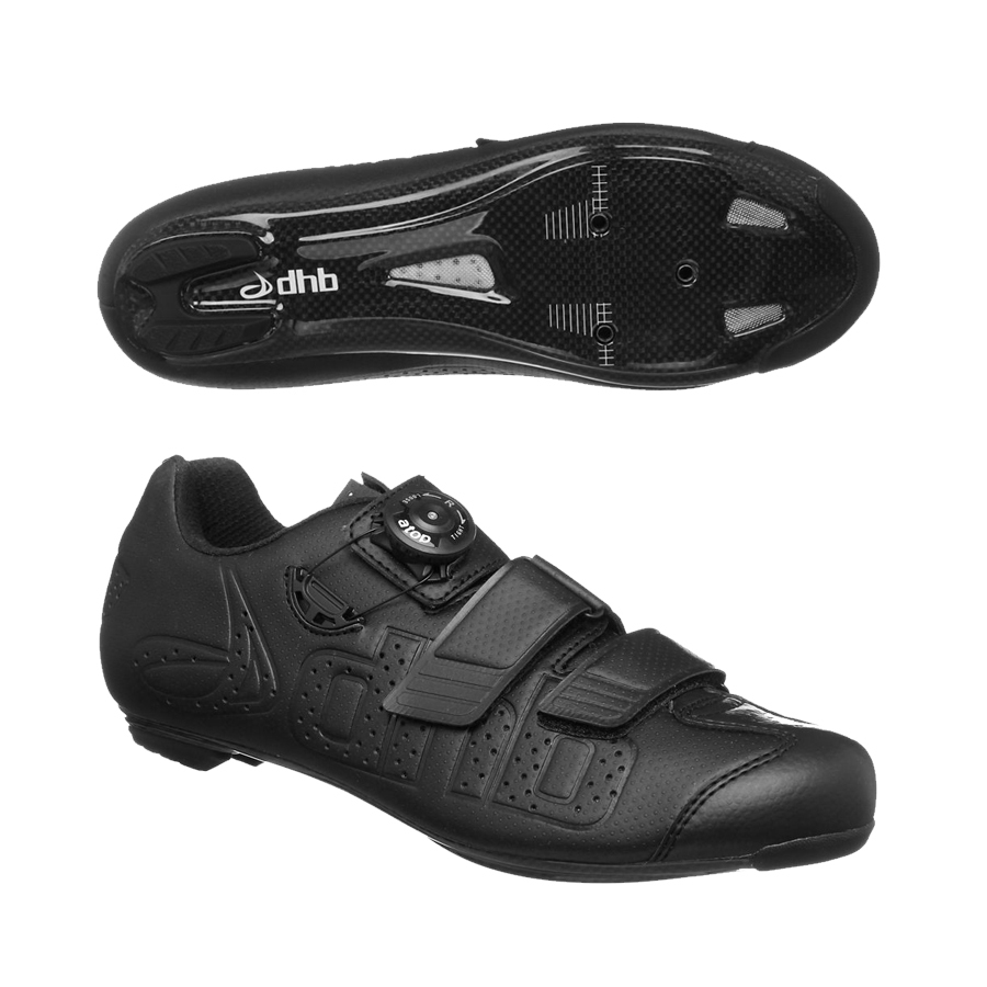 dhb Aeron Carbon Road Shoe Dial