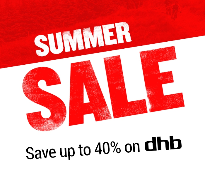 dhb Summer sale