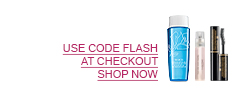 USE CODE FLASH AT CHECKOUT. SHOP NOW