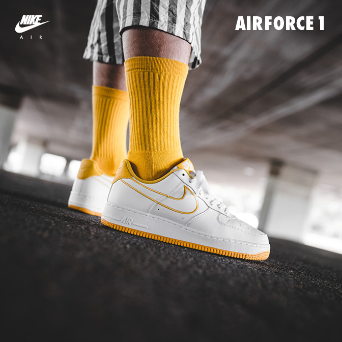 Snipes.Com: Exclusive: NIKE Air Force 1 | Milled