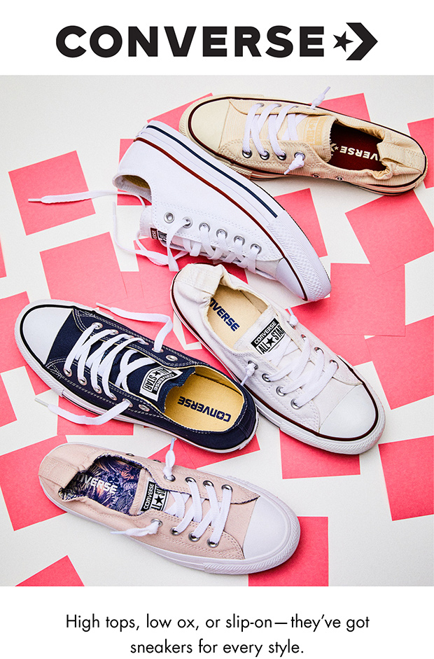5aac7627b427 DSW  Which Converse are you