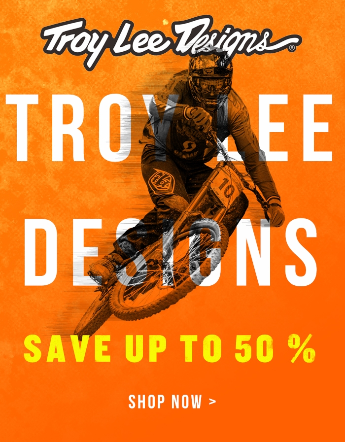 Troy Lee Designs Vs Fox Racing. Pick a Side and Save Up To 35% In The Process