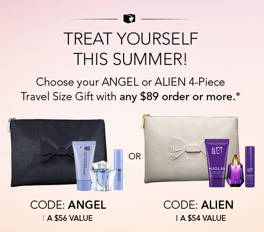 TREAT YOURSELF THIS SUMMER!
