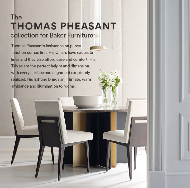 Baker Thomas Pheasant For Baker Furniture Milled