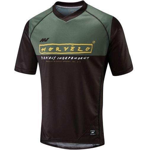 Morvelo Prints MTB Short Sleeve Jersey