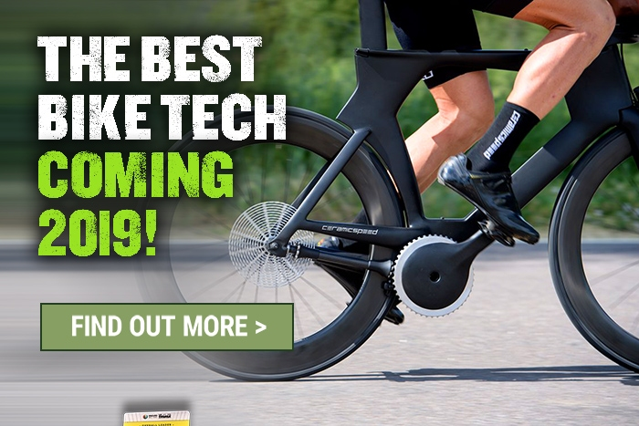 The best bike tech coming in 2019!